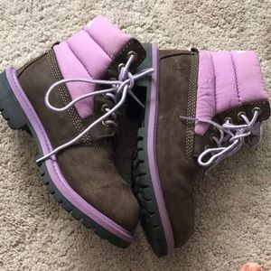Timberland boots size US 13
